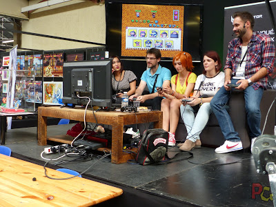 Mangalaxy tournoi Bomberman