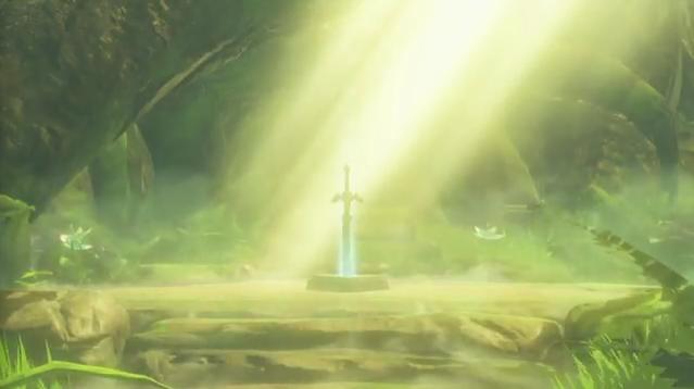 Switch - Zelda
