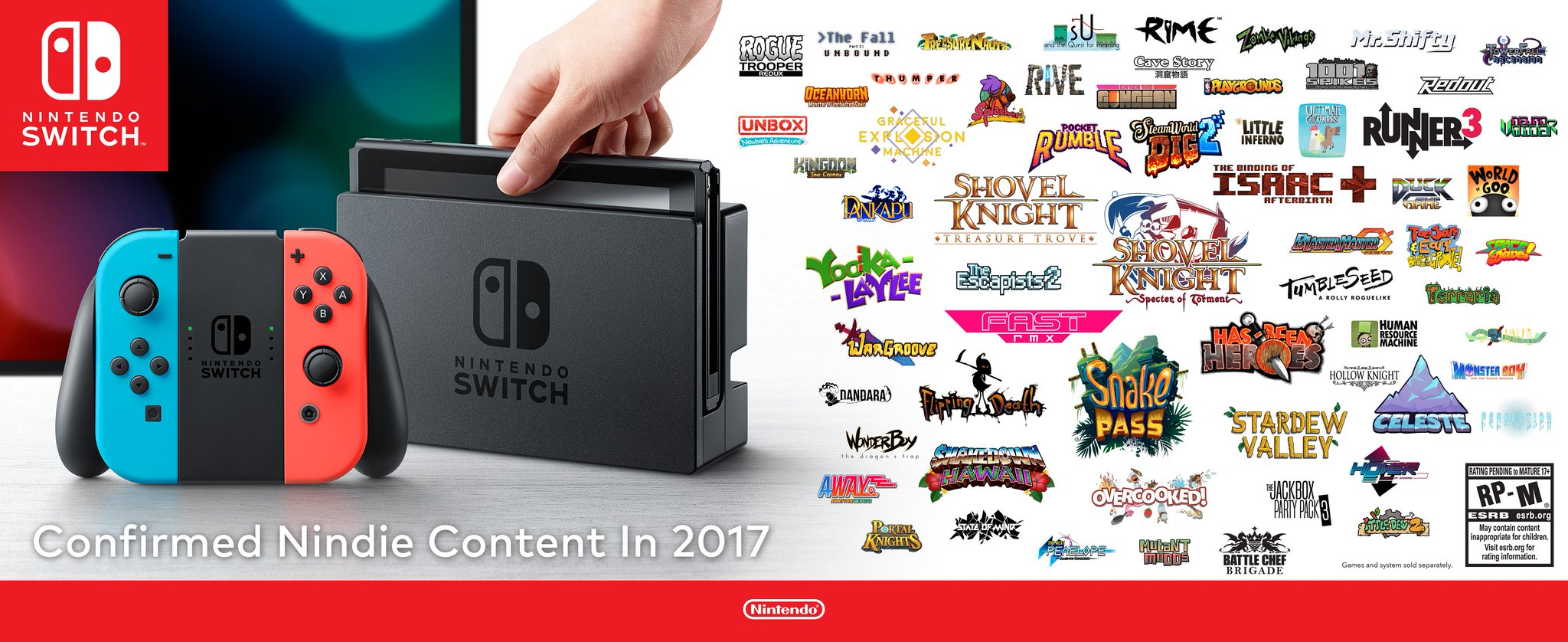 Nindies - Showcase Nintendo Switch