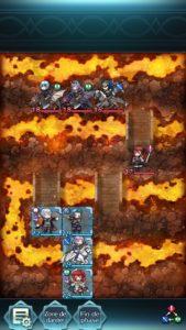 Fire Emblem Heroes combat feu