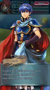 Fire Emblem Heroes Marth