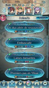 Fire Emblem Heroes Campagne