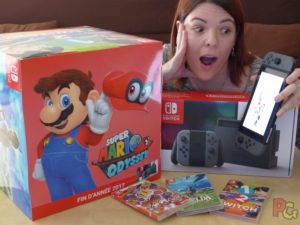 Unboxing Switch - 06