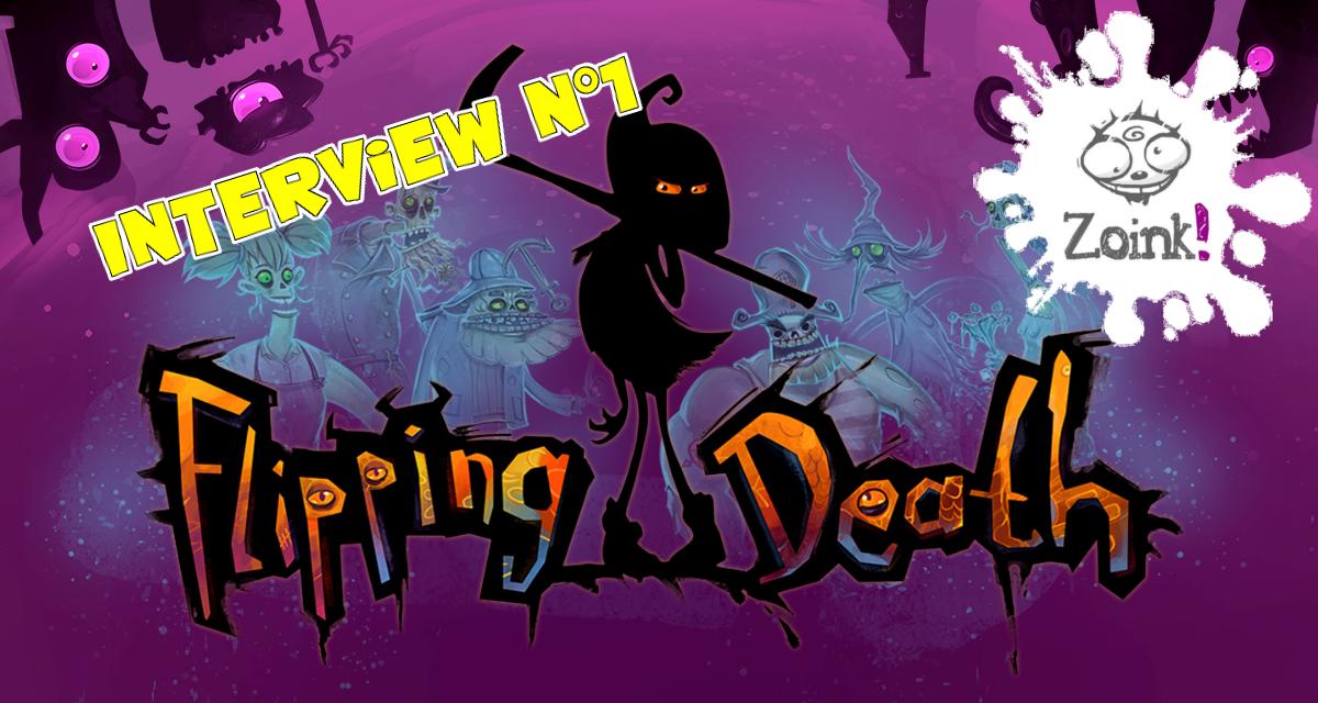 Interview de Zoink Games - Flipping Death