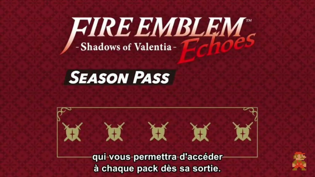 Nintendo Direct - Fire Emblem Echoes