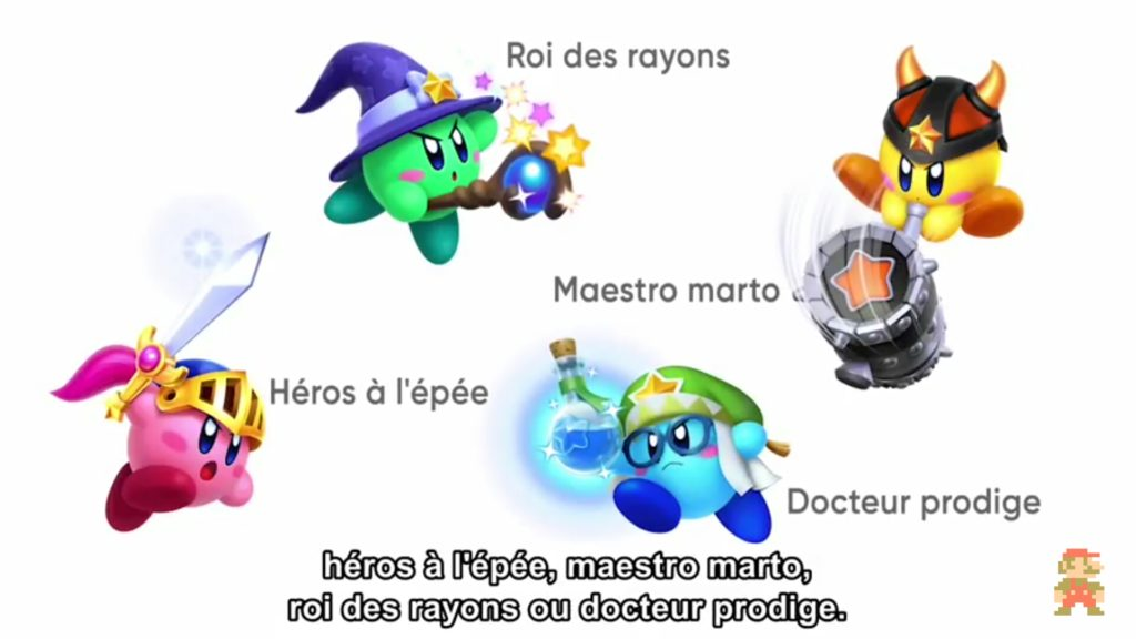 Nintendo Direct - Kirby Clash Deluxe