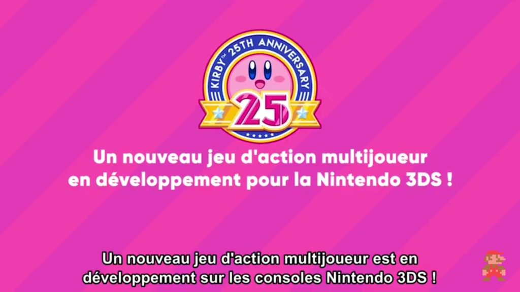 Nintendo Direct - NouveauKirby