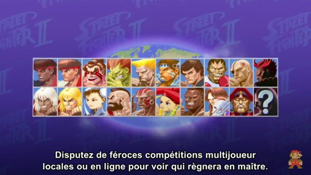 Nintendo Direct - Ultra Street Fighter II