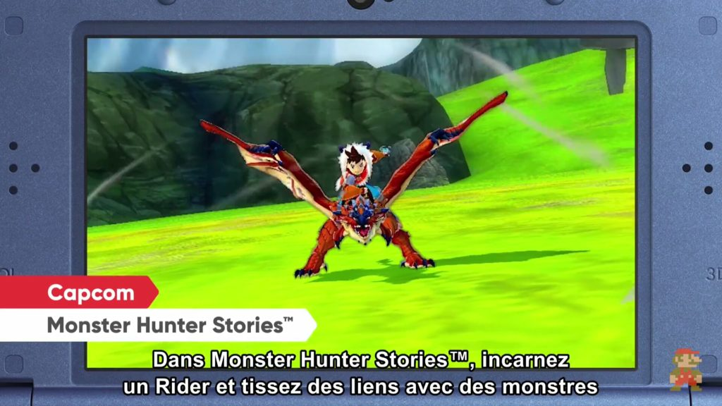 Nintendo Direct - Monster Hunter Stories