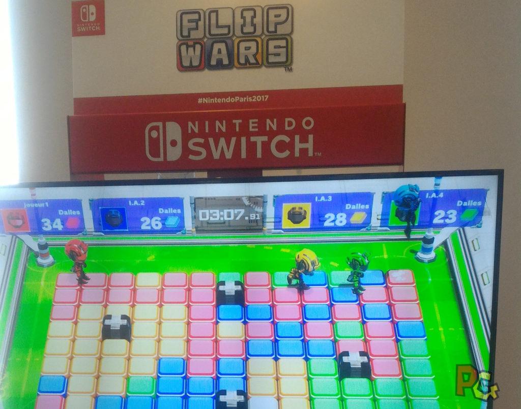 #NintendoParis2017 - Flip Wars