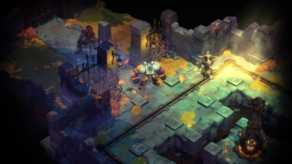 Battle Chasers 1