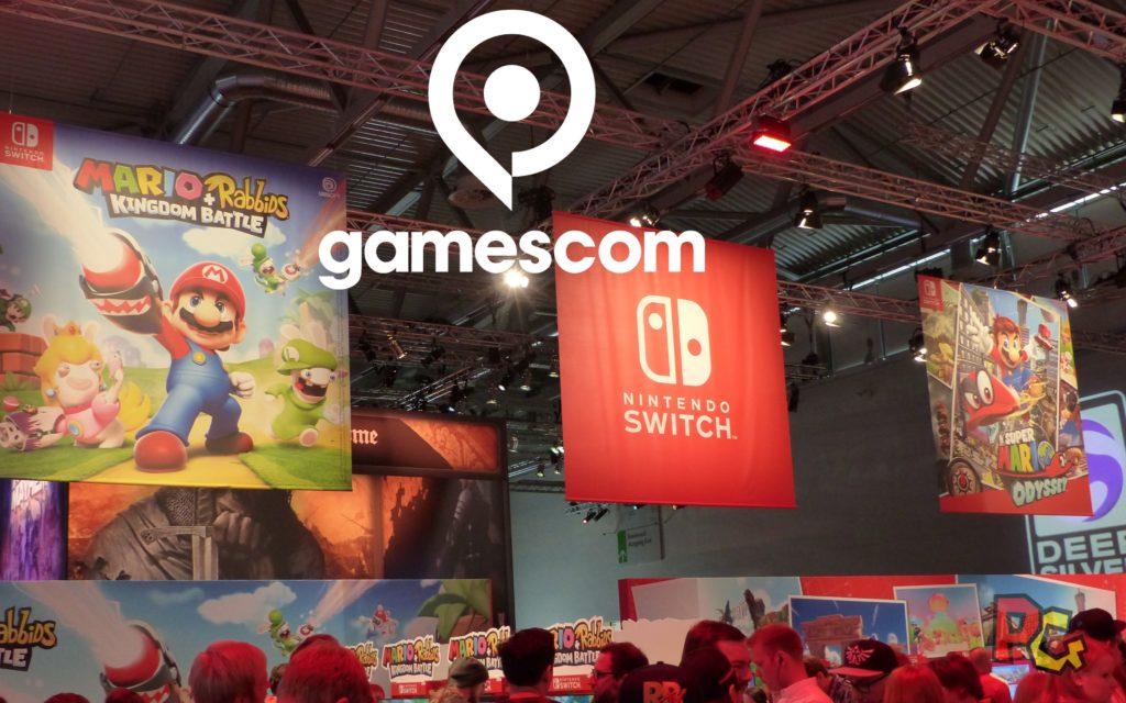 GC2017 Nintendo - bannière