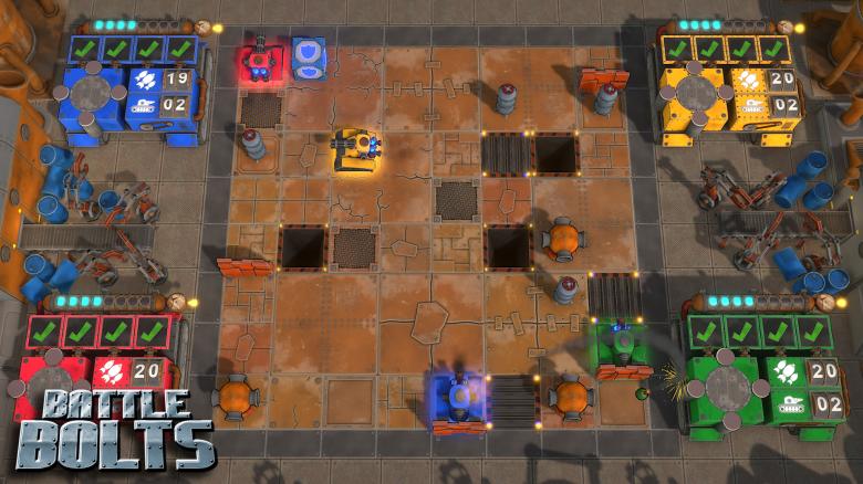 Battle bots 01