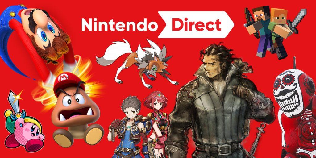 Nintendo Direct 14 septembre 2017