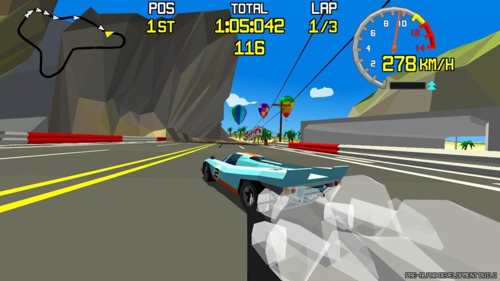 Racing Apex - Burnout