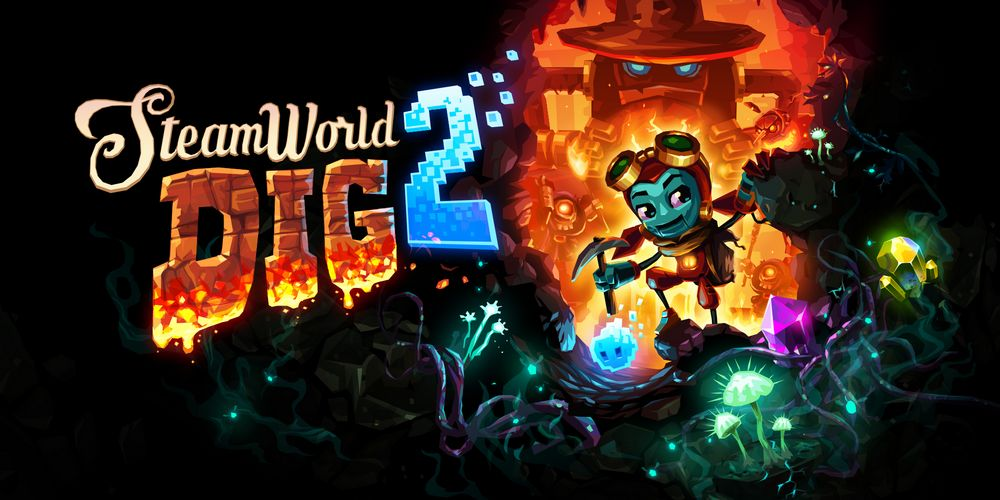 SteamWorld-Dig-2-Banniere