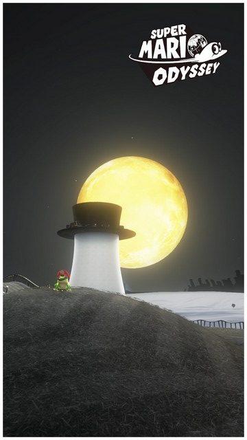 Super Mario Odyssey - pays des chapeaux 13