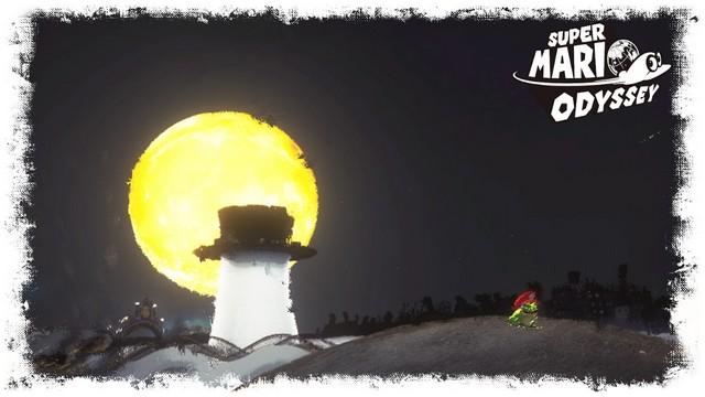 Super Mario Odyssey - pays des chapeaux 4