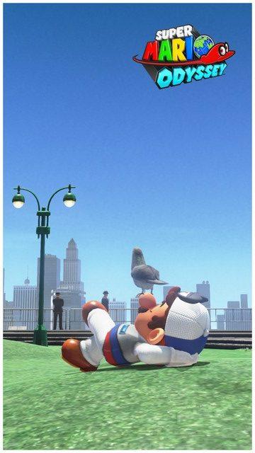 Super Mario Odyssey - pays gratte-ciel 57