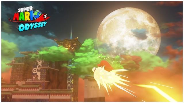 Super Mario Odyssey - pays de Bowser 13