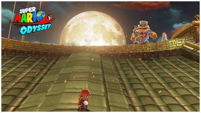 Super Mario Odyssey - pays de Bowser 15