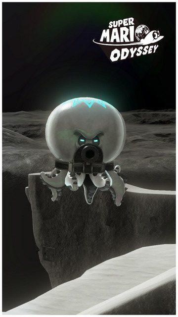 Super Mario Odyssey - pays de la Lune 17