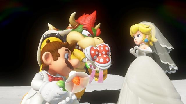 Super Mario Odyssey - pays de la Lune 13