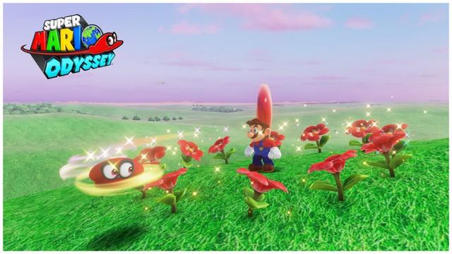 Super Mario Odyssey - Royaume Champignon 2