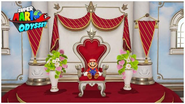 Super Mario Odyssey - Royaume Champignon 7