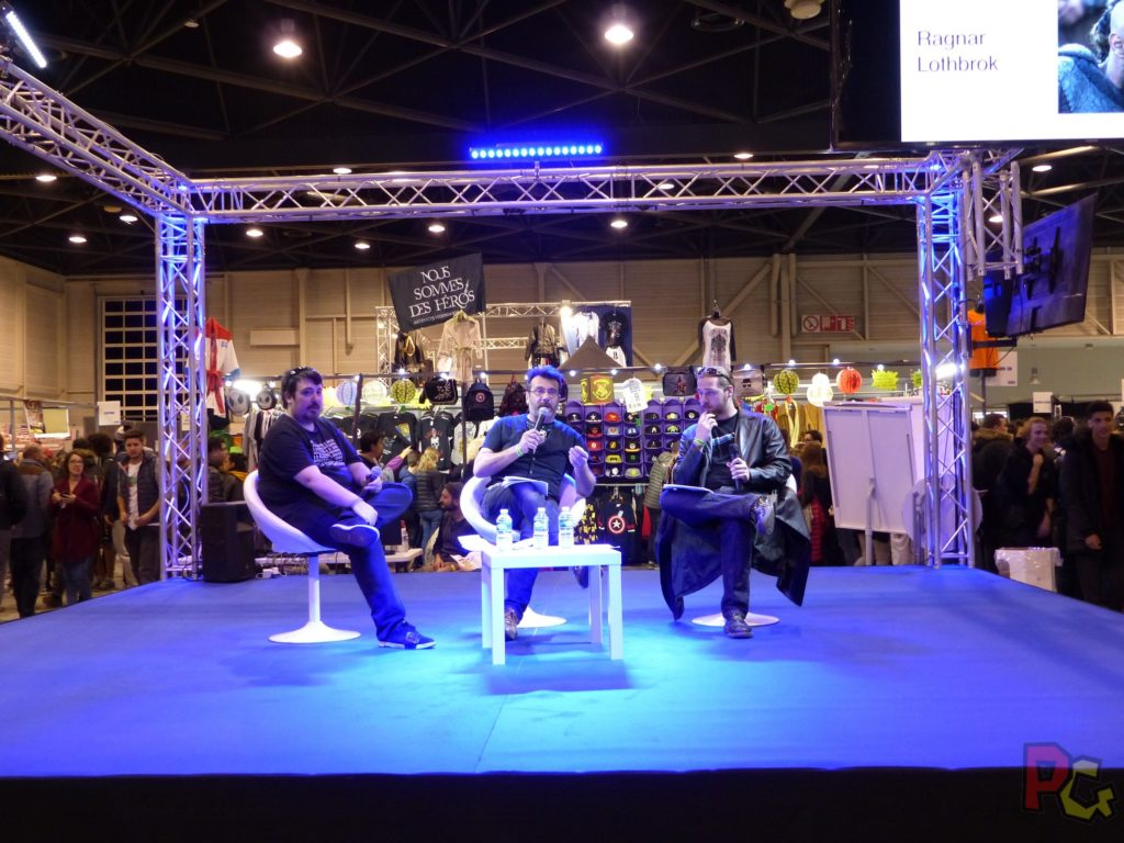 Hero Festival 2017 - conférence Heros