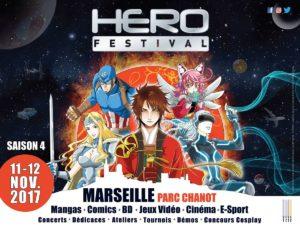 Hero Festival saison 4 - 2017