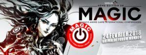 Bannière MAGIC 2018