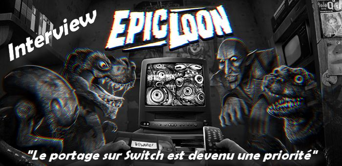 Interview Epic Loon banniere