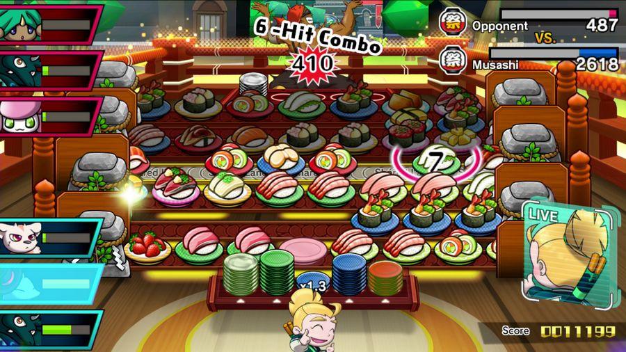 ND 8 mars - Sushi Striker