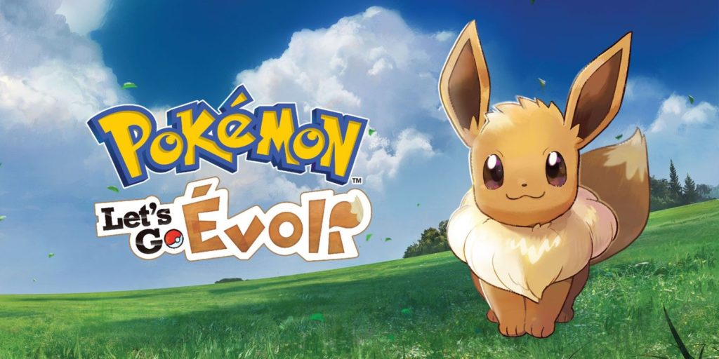 Bannière Pokemon Lets Go Evoli