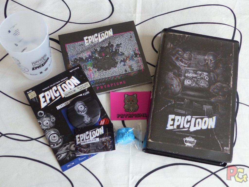 Lancement Epic Loon press kit