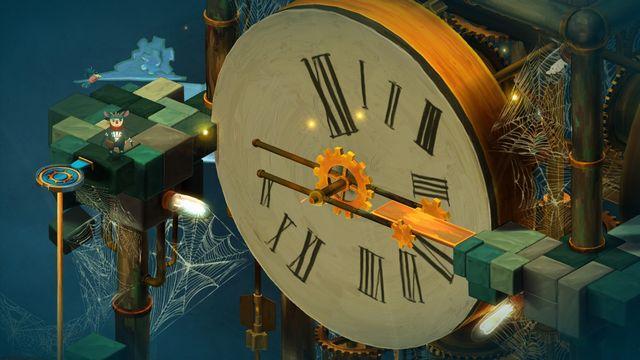 Figment - horloge