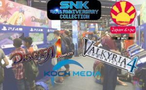 Japan Expo 2018 - Koch Media