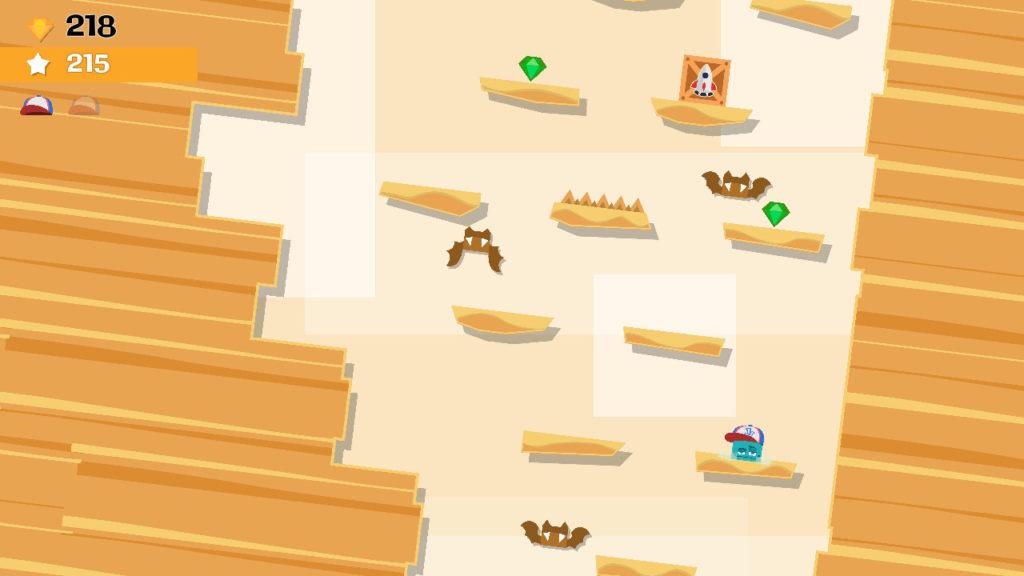 Jumping Joe and Friends Switch - objets en caisse