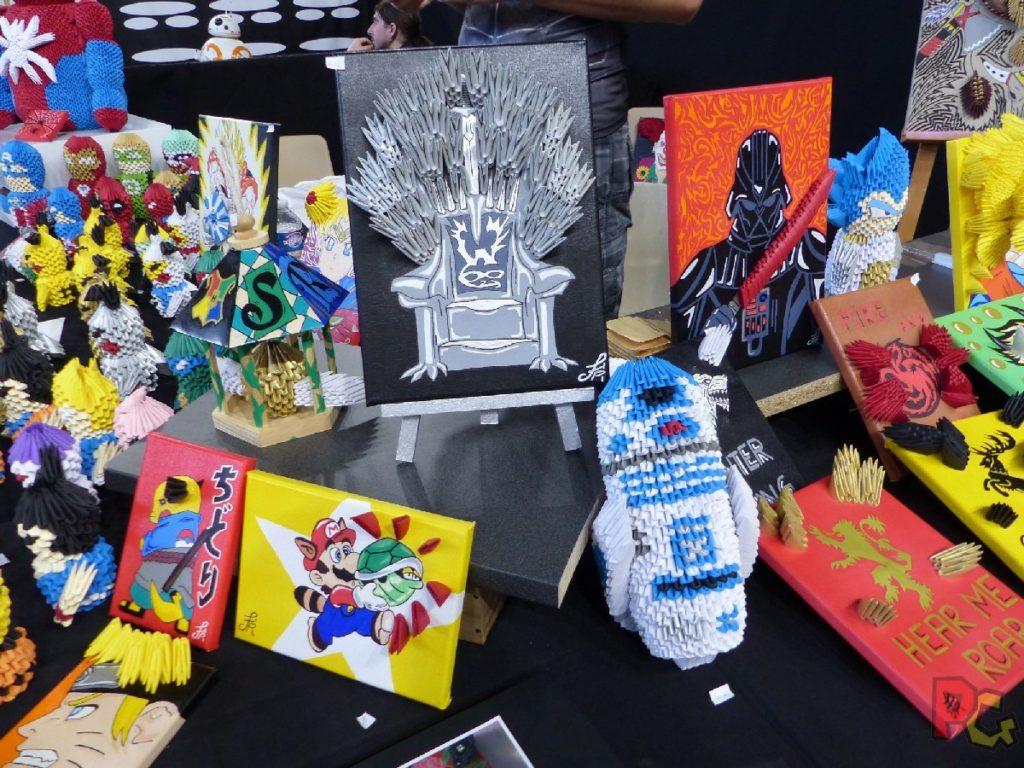 Japan Aurea 11ème édition - Freestyle Paper Art