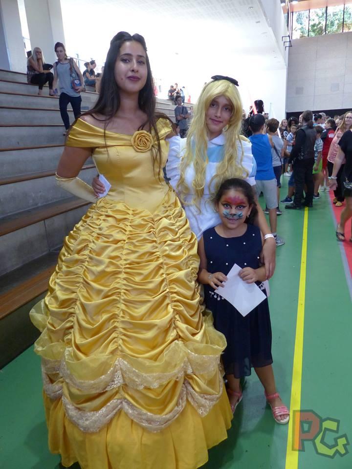 Japan Aurea 11ème édition - cosplay Disney