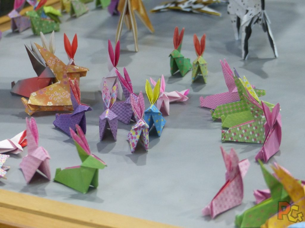 Japan Aurea 11ème édition - origami