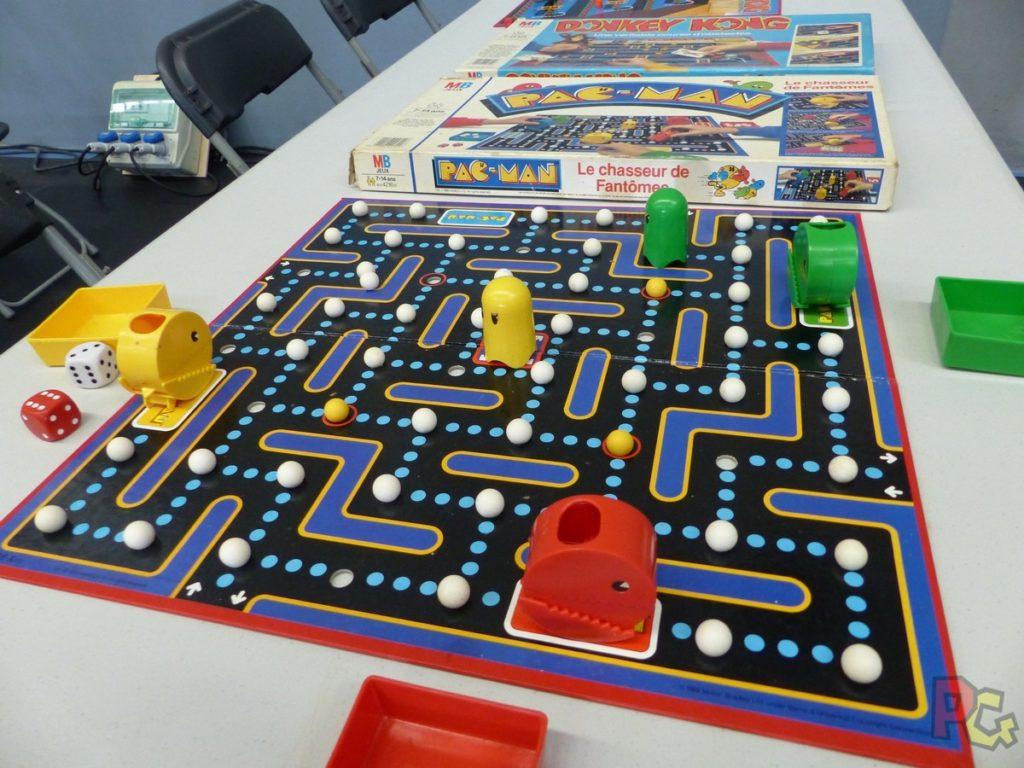 Replay Festival 2018 - jeu de société pacman