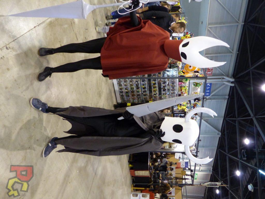 Hero Festival Saison 5 - cosplay Hollow Knight