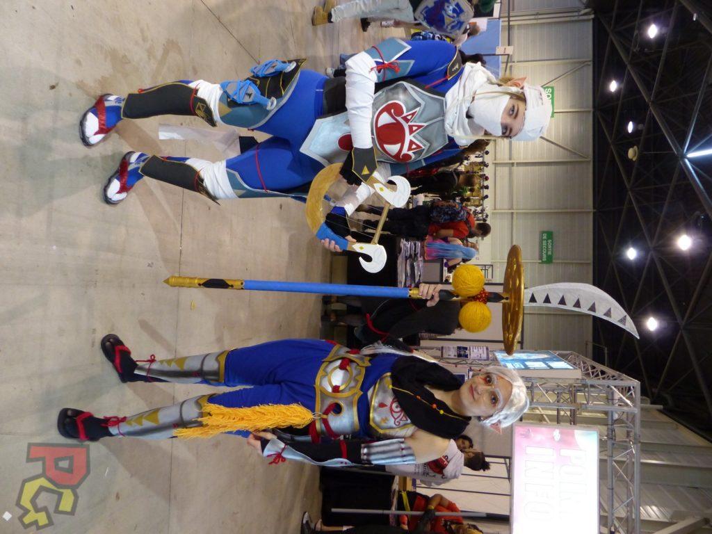 Hero Festival Saison 5 - cosplay zelda