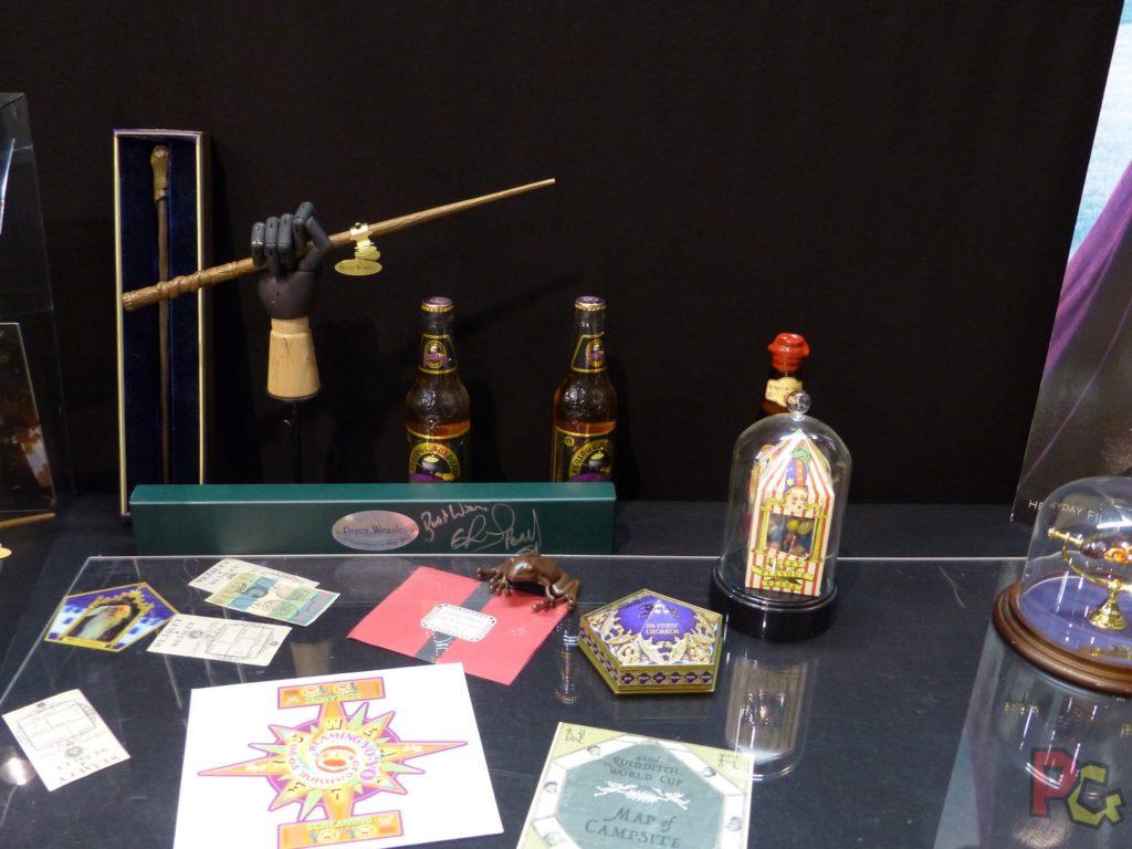 Hero Festival Saison 5 - exposition Harry Potter