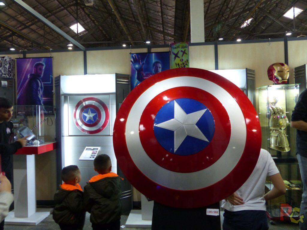 Hero Festival Saison 5 - exposition Marvel