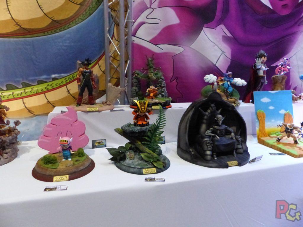 Hero Festival Saison 5 - exposition figurines Dragon Ball