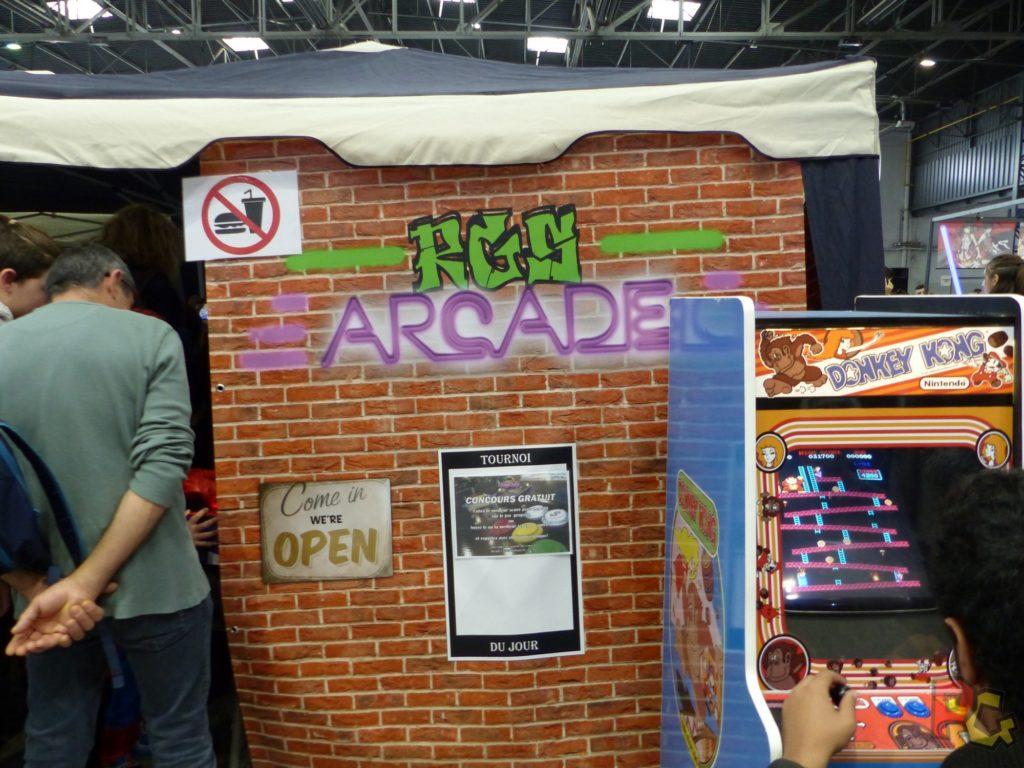 Hero Festival Saison 5 - salle d'arcade