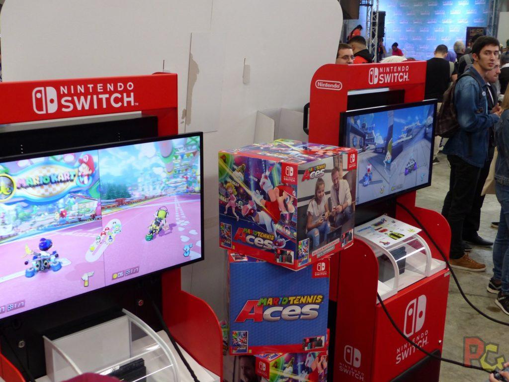 Hero Festival Saison 5 - stand Nintendo